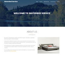 Waterbed Service